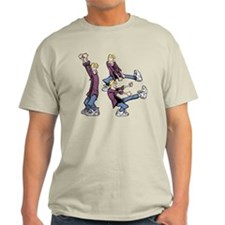 Dancing Jeremy Light T-Shirt