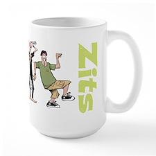 Dancing Everyone Large Mug