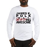 James K. Polk Long Sleeve T-Shirt