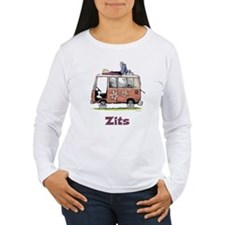 Jeremy VW Van Women's Long Sleeve T-Shirt