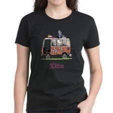 Jeremy VW Van Women's Dark T-Shirt