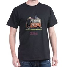 Jeremy VW Van Dark T-Shirt