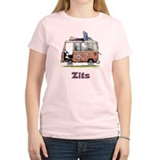 Jeremy VW Van Women's Light T-Shirt