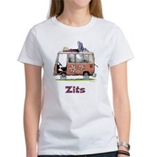 Jeremy VW Van Women's T-Shirt
