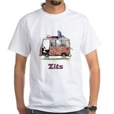 Jeremy VW Van White T-Shirt