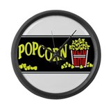Popcorn Giant Clocks
