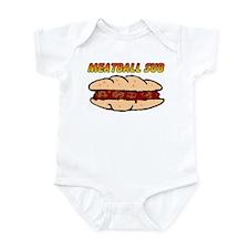 Meatball Sub Infant Bodysuit