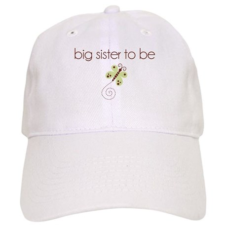 big sister to be dragonfly Cap