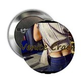 "Cute Crack is whack 2.25"" Button"