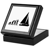 Sail Evolution Keepsake Box