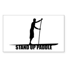 Paddleboarder MkII Rectangle Decal