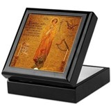 Saint Cecilia Keepsake Box