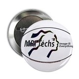 "MRI Image is Everything White 2.25"" Button (10 pac"