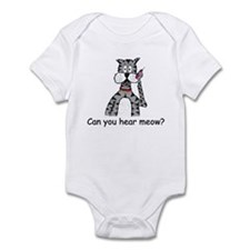 Hear Meow? Infant Bodysuit