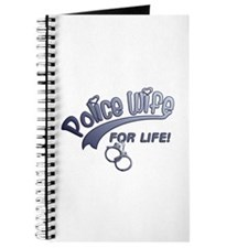 Police Wife for Life Journal