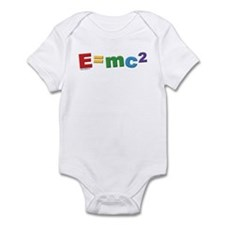 Funny Einstein Infant Bodysuit