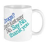 No thank you Mug