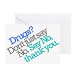 No thank you Greeting Cards (Pk of 10)