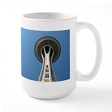 Seattle Space Needle - Mug
