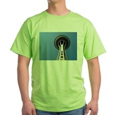 Seattle Space Needle - T-Shirt