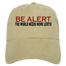 Be Alert, World Needs Lerts Cap