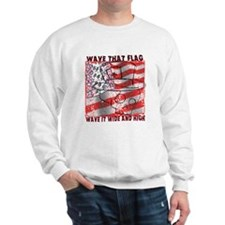 Wave that Flag Sweatshirt