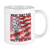 Wave that Flag Mug