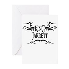 King Jarrett Greeting Cards (Pk of 10)