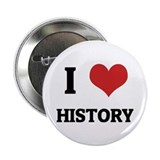 I Love History Button
