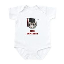Ferret Graduation Dook Univer Infant Bodysuit