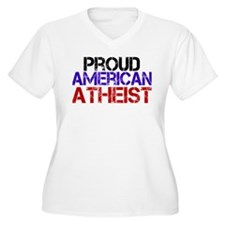 Proud American Athest T-Shirt