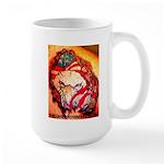 Raging Eagle Large Mug
