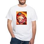 Raging Eagle White T-Shirt