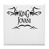 King Jovani Tile Coaster