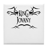 King Jovany Tile Coaster
