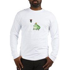 Unique Love frogs Long Sleeve T-Shirt