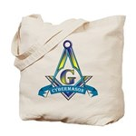 CyberMasons Tote Bag