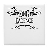 King Kadence Tile Coaster