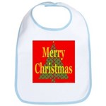 K9 Paw Christmas Tree Bib