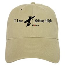 Love Getting High Baseball Cap