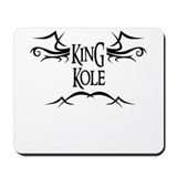 King Kole Mousepad