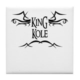 King Kole Tile Coaster