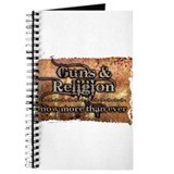 Guns & Religion Journal