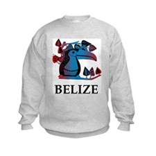 Belize Toucan Sweatshirt