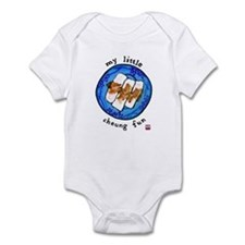 my little cheung fun infant bodysuit