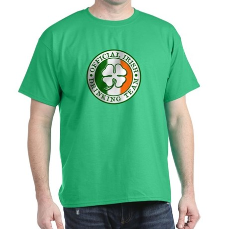 Official Irish Drinking Team T-Shirt