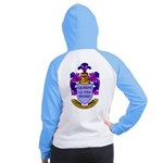 Drum Major - Queen of the Ban Women's Raglan Hoodi