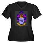 Drum Major - Queen of the Ban Women's Plus Size V-