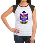 Drum Major - Queen of the Ban Women's Cap Sleeve T
