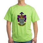 Drum Major - Queen of the Ban Green T-Shirt